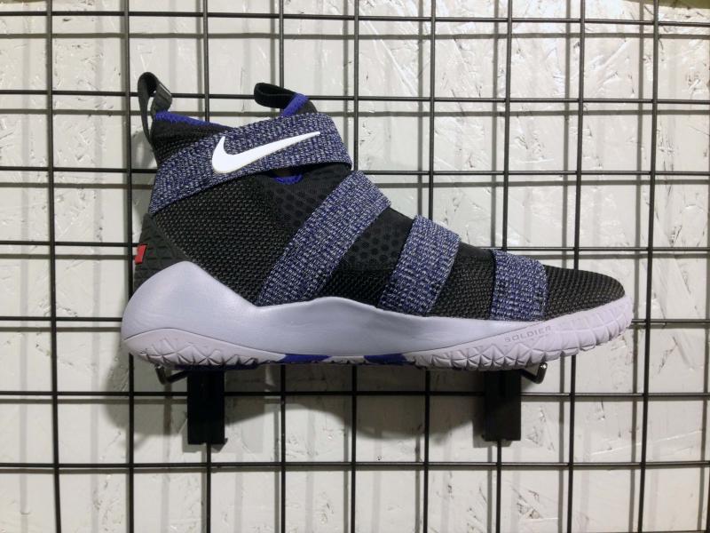 premium selection 12627 9a55e Nike LeBron Soldier 11 `Glacier Grey` - Bázis Store