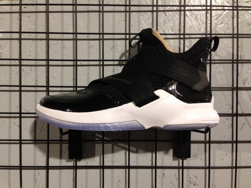 Nike LeBron Soldier XII SFG Black Black White Bázis Store