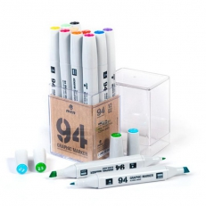 MTN 94 Graphic Marker Pack Basic Pack (12db)