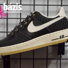 Air Force 1 Gum Low Black