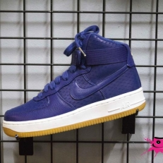 Nike Air Force 1 High Premium 'Dark Purple Dust'