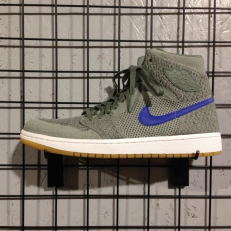 Air Jordan 1 High Flyknit 'Clay Green'