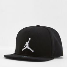 Air Jordan Jumpman Snapback - Black/ White