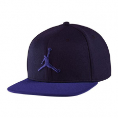 Air Jordan Jumpman Snapback - Blackened Blue/ Germain Blue