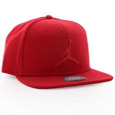 Air Jordan Jumpman Snapback - Gym Red/ Gym Red