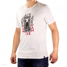 Air Jordan Profile Print T-shirt