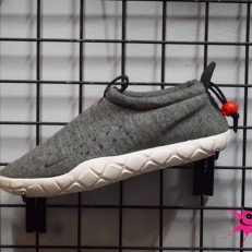 Nike Air Moc Tech Fleece 'Grey Heather'