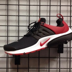 Air Presto Essential Blck&Red