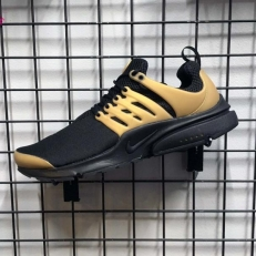 Air Presto Essential 'Metallic Gold'