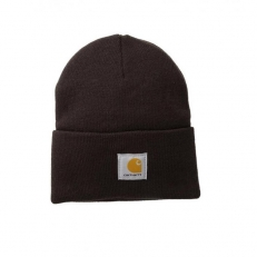Carhartt Beanie (Dark Brown)