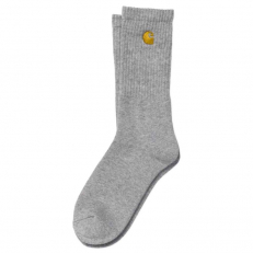 Carhartt Chase Socks 'Grey-Gold'