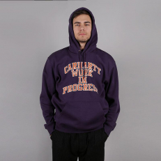 Carhartt Hooded WIP Division Sweat - Lakers