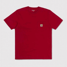 Carhartt S/S Pocket Loose T-Shirt - Blast Red