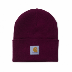 Carhartt Watch Cap 'Mulberry'