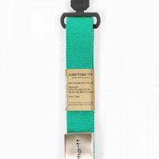 Carhartt WIP Clip Belt Chrome - Yoda