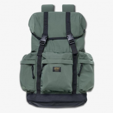 Carhartt WIP Military Rucksack 'Adventure- Black'