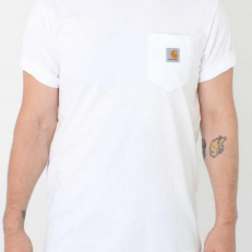 Carhartt WIP S/S Pocket T-Shirt - White