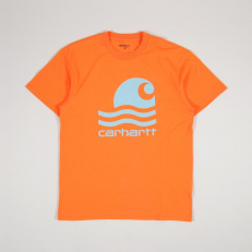 Carhartt WIP S/S Swim T-Shirt - Clockwork/ Window