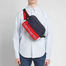 Carhartt WIP Terrace Hip Bag 'Cardinal-Navy'