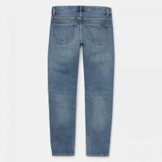 Carhartt Wip Vinton Otero Jeans - Blue True Beached