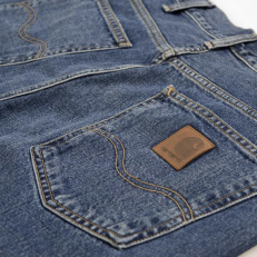 Carhartt Wip Westerly Edgewood Jeans - Blue Stone Washed