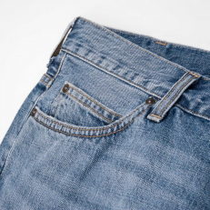 Carhartt Wip Westerly Edgewood Jeans - Blue True Bleached