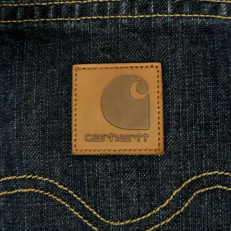 Carhartt Wip Westerly Edgewood Jeans-Blue Rinsed