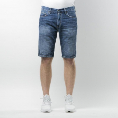 Carhartt Wip Westerly Edgewood Jeans Short - Blue stone washed