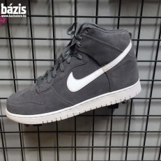 Nike Dunk Hi canvas Grey