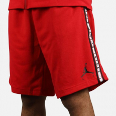 Jordan Air HBR Fleece Short - Gym Red/ Black