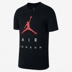 Jordan City (London) T-Shirt - Black