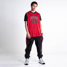 Jordan DNA Distorted Jersey - Gym Red