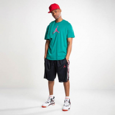 Jordan Icon 23/7 Jumpman T-Shirt - Mystic Green