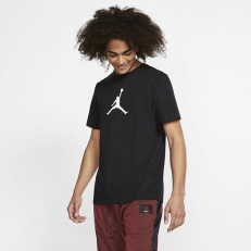 Jordan  Jumpman Iconic 23/7 T-Shirt - Black/ White