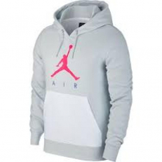 Jordan Jumpman Air Lightweight Hoodie White