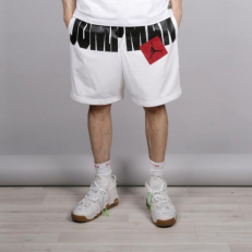 Jordan Jumpman Air Mesh Short - White
