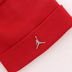 Jordan Jumpman Beanie  Gym Red