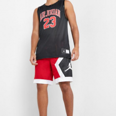 Jordan Jumpman Diamond Short - Gym Red/ White/ Black/ White