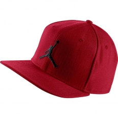 Jordan Jumpman Fitted Cap Red