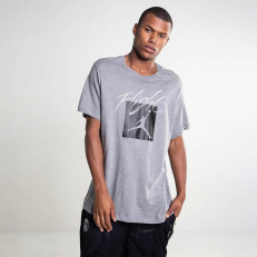 Jordan Jumpman Flight T-Shirt - Carbon Heather