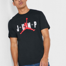 Jordan Jumpman T-Shirt - Black/ Gym Red
