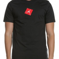 Jordan Sportswear Air Jumpman Logo T-Shirt - Black