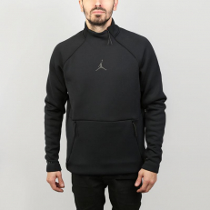 Jordan Therma Sphere Max 23 Tech Jacket - Black/ Gym Red/ Anthracite