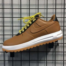 Lunar Force 1 Duckboot Low 'Ale Brown'