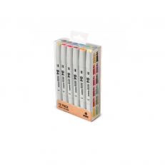 MTN 94 Graphic Marker Basic 12 Pack