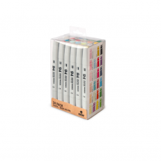 MTN 94 Graphic Marker Pastel - Basic 24 Pack