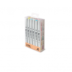 MTN 94 Graphic Marker Pastel Colors 12 Pack