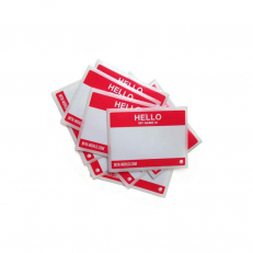 MTN 'Hello My Name Is' Sticker