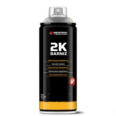 MTN Industrial 2K Lakk (MTN INDUSTRIAL Varnish 2K) 400 ml