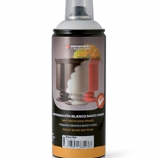 MTN Industrial Matt Fehér Alapozó 400ml (Base-Coat Matte White)